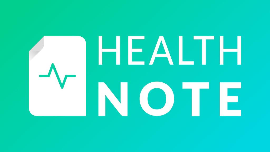 Health Note logo